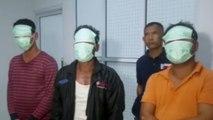 Indonesia seizes Sumatran tiger hide and fetuses, arrests 5 suspected poachers