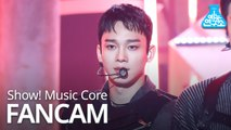 [예능연구소 직캠] EXO - Obsession (CHEN), 엑소 - Obsession (첸) @Show Music Core 20191207
