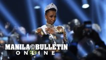 South Africa's Zozibini Tunzi is 2019 Miss Universe