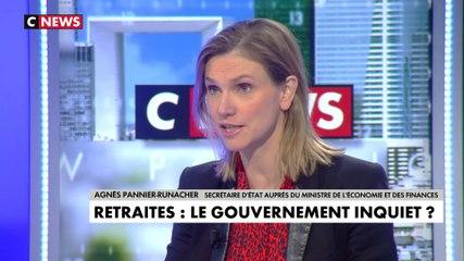 Agnès Pannier-Runacher - CNews lundi 9 décembre 2019