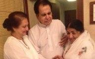 Dilip Kumar's Choti Behen Lata Mangeshkar Returns From Hospital, Veteran Actor Is Ecstatic