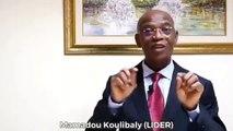 Mamadou Koulibaly se lâche après l'expulsion de Nathalie Yamb; Ses vérités crues à Emmanuel Macron