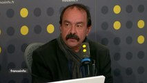 """Delevoye, retraites, grève des transports... le """"8h30 franceinfo de Philippe Martinez"""