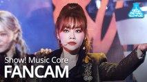 [예능연구소 직캠] AOA - COME SEE ME (YUNA), AOA – 날 보러 와요(유나) @Show Music Core 20191207