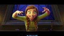 La Reine des Neiges 2 - Le jeu des charades avec les voix françaises _ Disney