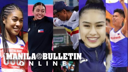 2019 SEA Games Day 7: PH's gold medalists