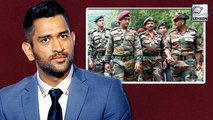 Mahendra Singh Dhoni To Produce A TV Show Based On Indian Army