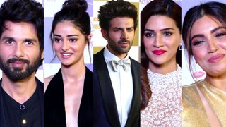 Ranveer Singh, Deepika Padukone, Yami Gautam and other celebs attend Star Screen Awards 2019 Part 1