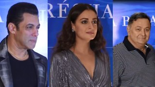 Salman Khan, Rishi Kapoor, Dia Mirza & others attend Kresha Bajaj's fashion show