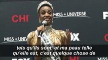 Miss Univers 2019 est sud-africaine, et féministe