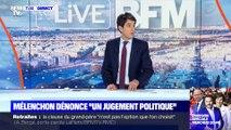 """Mélenchon dénonce """"un jugement politique"""" - 09/12"""