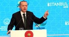 Sarı Yeleklileri işaret eden Erdoğan, Macron'a tepki gösterdi: Hadi çöz, niye durduramıyorsun?