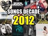Songs decade 2012