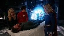 Arrow : Oliver Queen death scene - Crisis on Infinite Earths