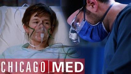 Dr Rhodes - A Change Of Heart | Chicago Med