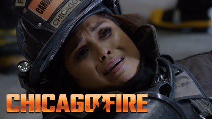 Can Dawson Become A Fire Fighter | Chicago Fire