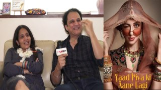 Vinay Sapru & Radhika Rao EXCLUSIVE interview for Yaad Piya Ki Aane Lagi & criticism   FilmiBeat