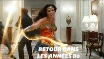 """""""Wonder Woman 1984"""" dévoile sa première  bande-annonce"""