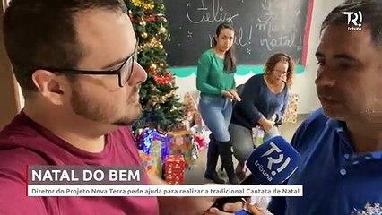 Projeto Nova Terra pede ajuda para realizar Cantata de Natal