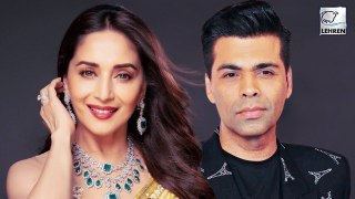 Madhuri Dixit To Make Her Digital Debut With Karan Johar's Yet Untitled Project