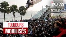 """Hong Kong : """"Nous avons été victimes d'abus de la part de la police"""""""