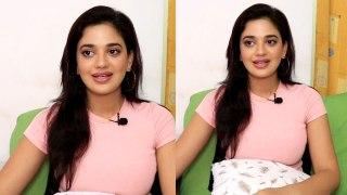 Gathbandhan actress Shruti Sharma cries at last day of Shooting  Interview  FilmiBeat