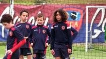 Reportage Inside - les mercredis avec l'école de Foot : 2ème épisode