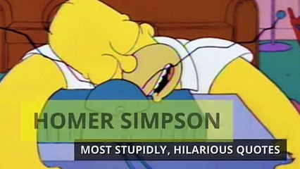 57 Of The Best Simpsons Quotes Jokes And Memes On The 30th Anniversary Of The Iconic Cartoon