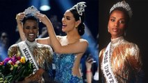 Miss Universe 2019 | Zozibini Tunzi | Miss India | Miss South Africa