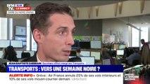 """Jean-Baptiste Djebbari va """"demander à la RATP de porter plainte"""" après qu'un conducteur de tram non gréviste a été insulté sur une vidéo"""