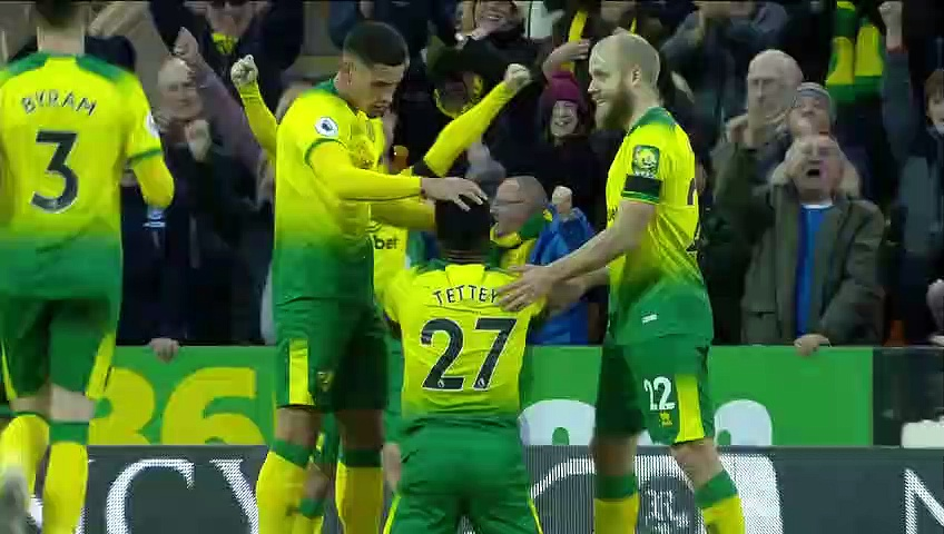 Norwich City - Sheffield United (1-2) - Maç Özeti - Premier League 2019/20