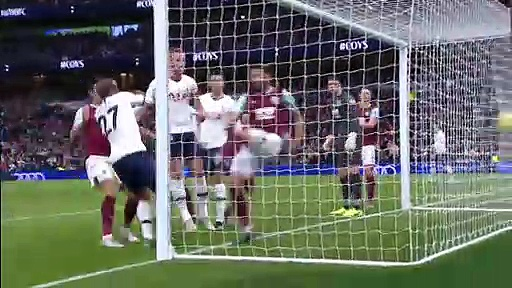 Tottenham - Burnley (5-0) - Maç Özeti - Premier League 2019/20