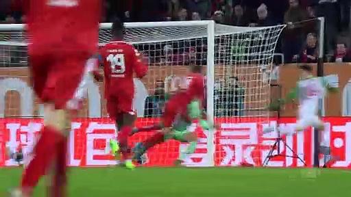 Augsburg - Mainz 05 (2-1) - Maç Özeti - Bundesliga 2019/20