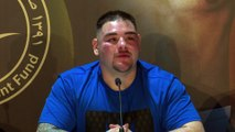 I partied too hard - Andy Ruiz
