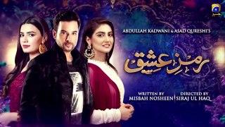 Ramz-e-Ishq - Episode 23 - HAR PAL GEO