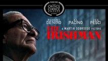 The Irishman est le grand favori des Critics Choice Awards!
