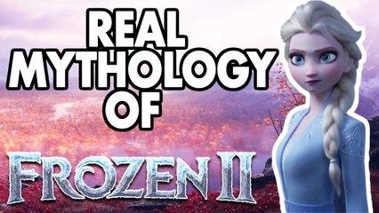 Frozen 2 vs Real Norse Mythology