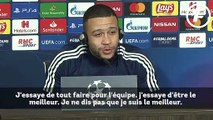 OL : Memphis Depay assume son rôle de leader