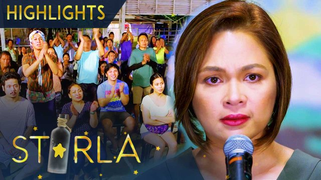 Teresa joins Barrio Maulap on their fight against the Rosales Group | Starla