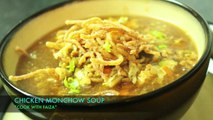 CHICKEN MONCHOW SOUP *COOK WITH FAIZA*
