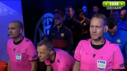 Inter vs Barcelona 1-2 - All Gоals & Extеndеd Hіghlіghts 2019