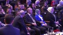 Cumhurbaşkanı Erdoğan: 'Dünyanın en büyük kadın teşkilatlarından biri olan AK Parti Kadın Kollarını düzenledikleri toplantı için tebrik ediyorum' - ANKARA