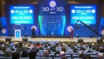Bakan Kasapoğlu'ndan '30 Altı 30' programında yer alanlara ödül - ANKARA
