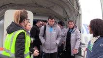 Trabzonspor İsviçre'ye geldi - BASEL