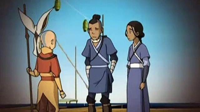 Avatar The Last Airbender S01E12 The Storm
