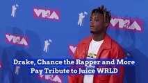Rappers Pay Tribute To Juice WRLD