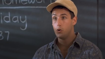 The Career Evolution of Adam Sandler