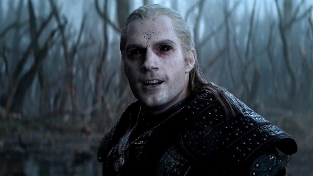The Witcher on Netflix - Geralt of Rivia