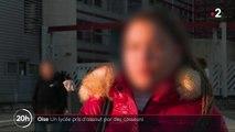 Oise : un lycée pris d'assaut par des casseurs