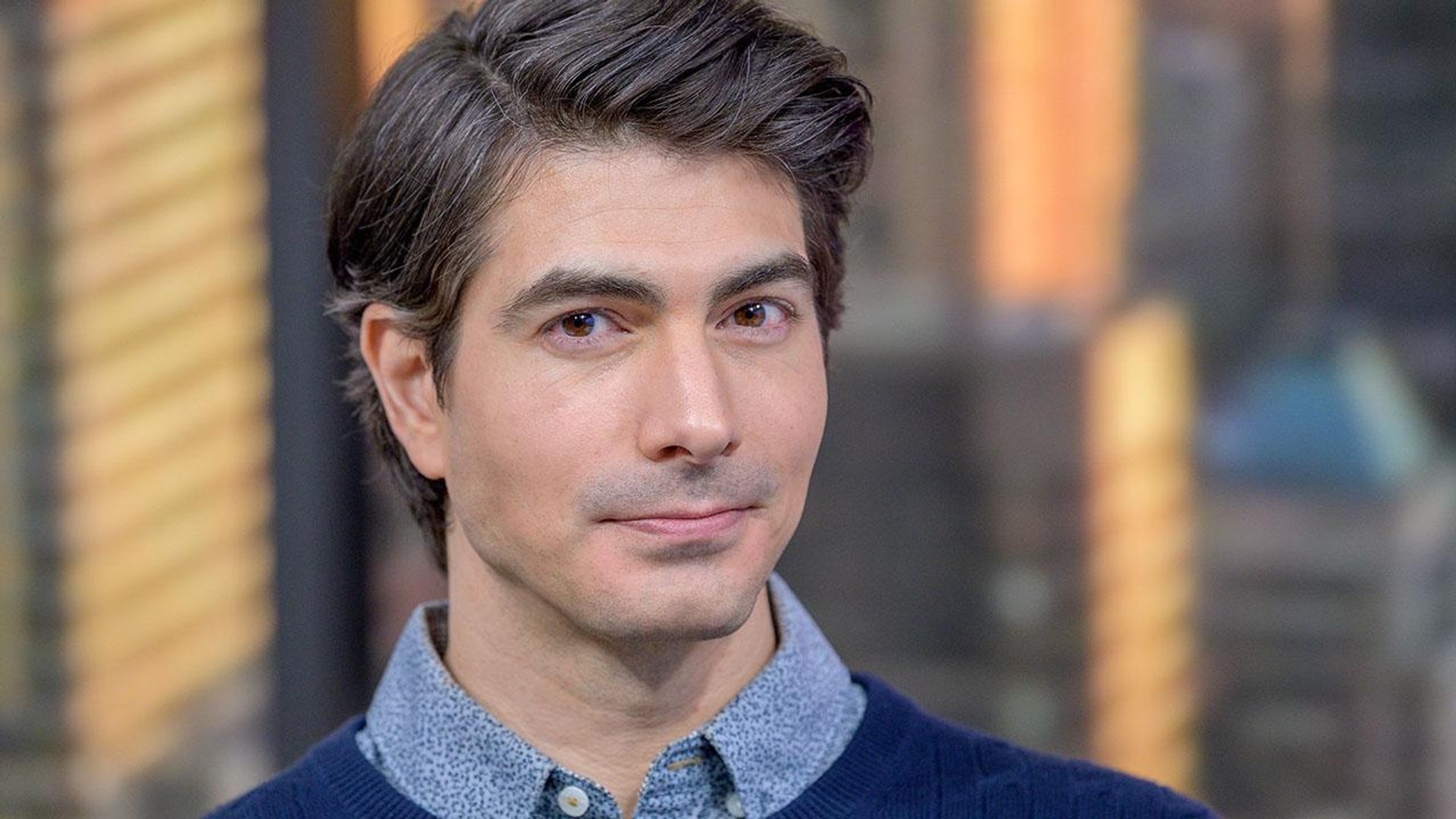 Brandon Routh Says Its Been Amazing Working With Wife Courtney Ford On Legends Of Tomorrow